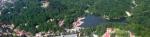 Medve-tó fentről